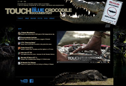 Touch of the Blue Crocodile Docmentary